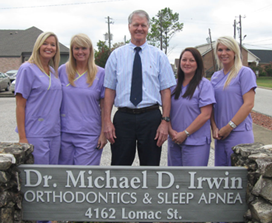 Montgomery, AL dental team